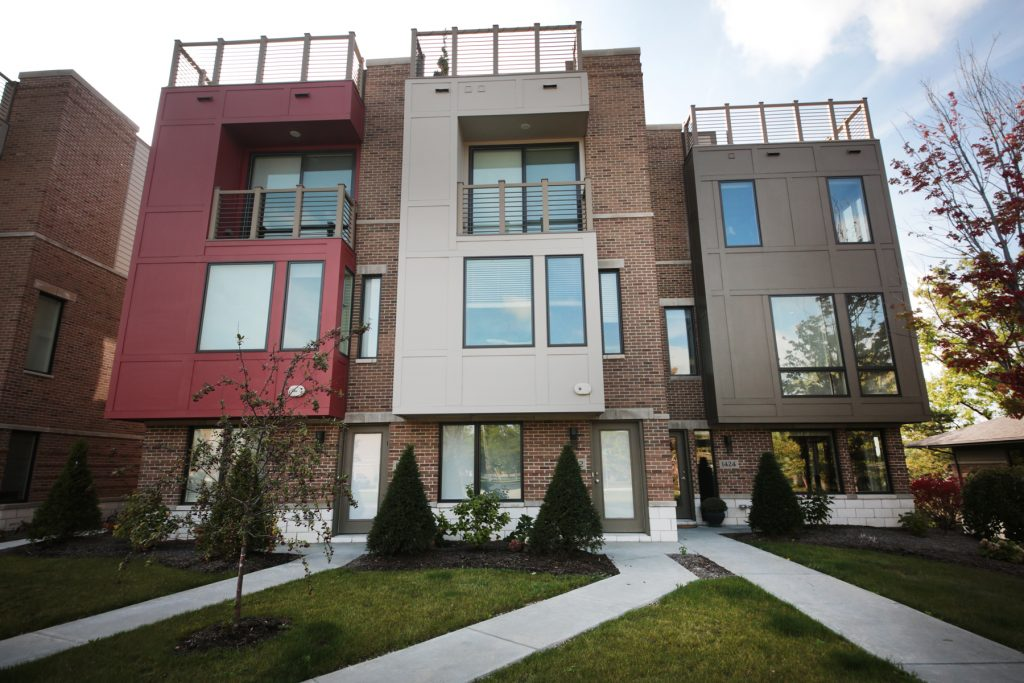 Gorgeous townhouse in Cleveland Heights