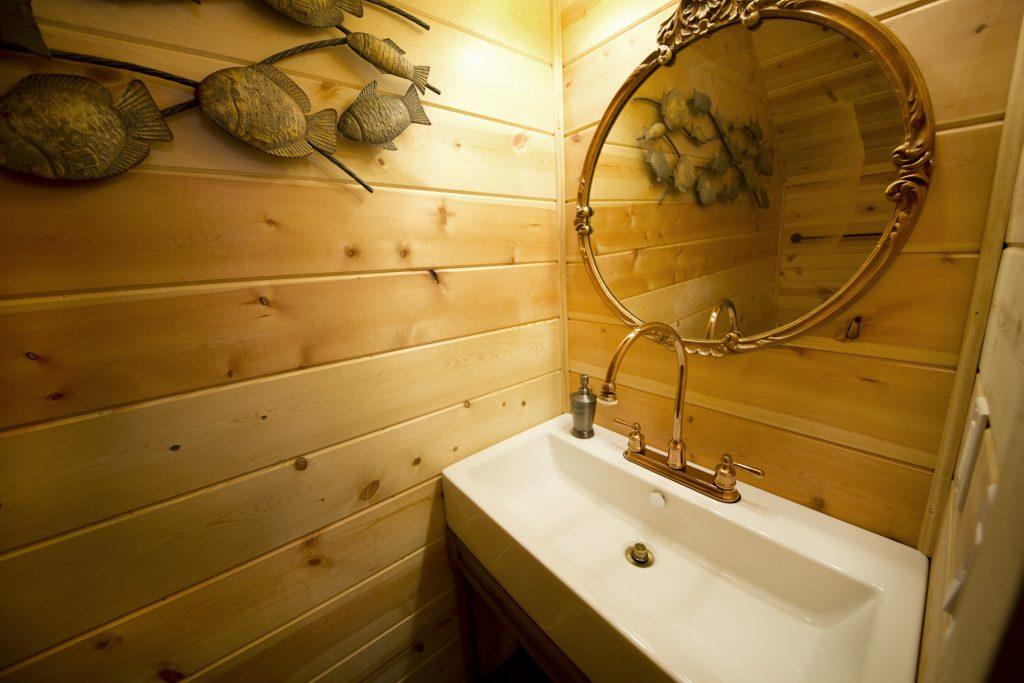 Nice washroom