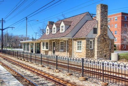 Shaker Heights railway