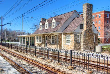 Shaker Heights railway
