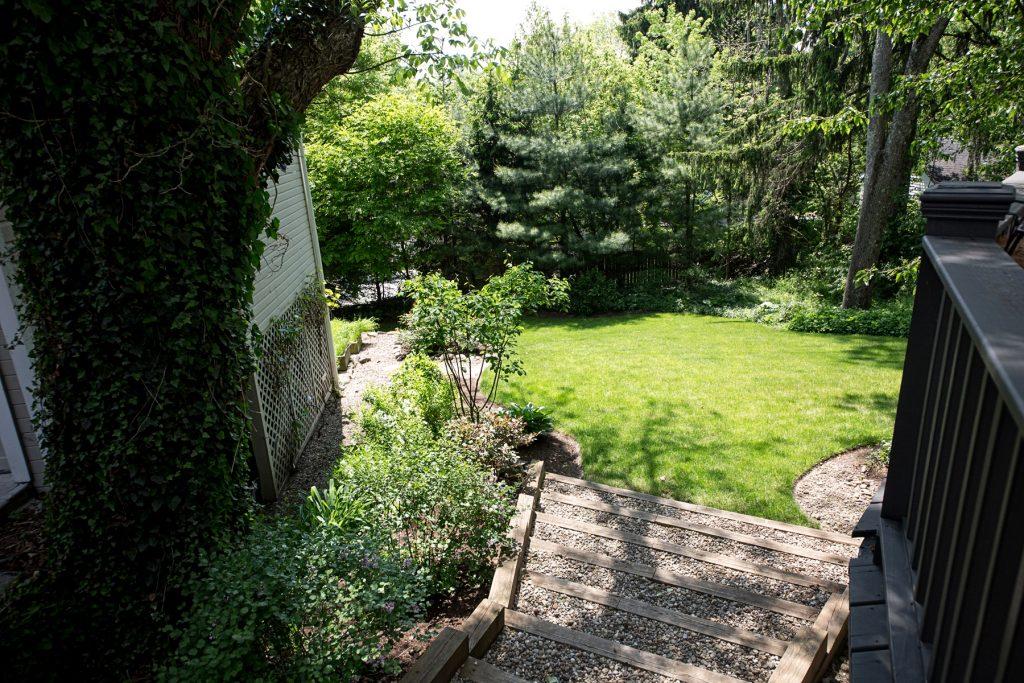 Lovely back garden