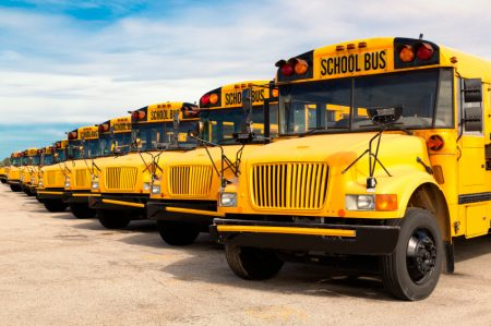 Solon Public School Bus