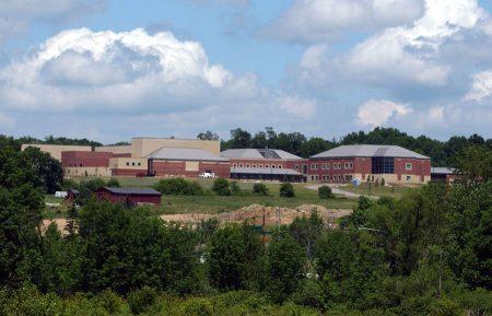 Kenston High School in Chagrin Falls, OH