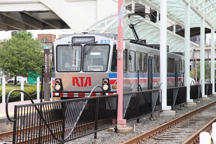 Cleveland Public Transportation