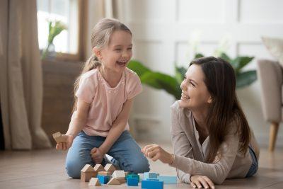 Happy-mom-and-kid