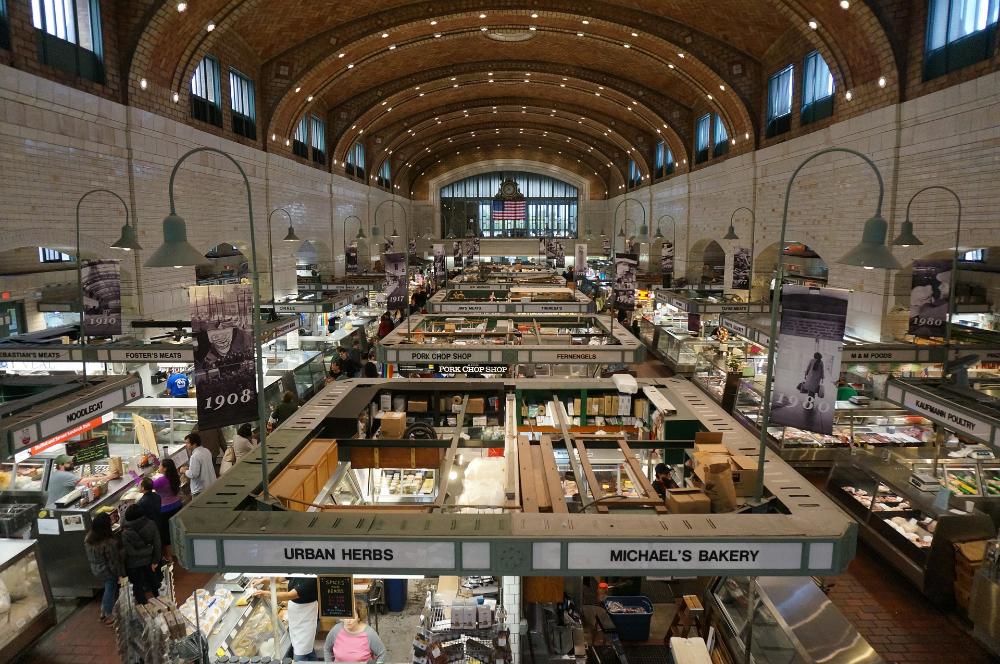 Ohio's Reopening Market